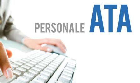 Personale ATA: iscrizione e aggiornamento graduatore