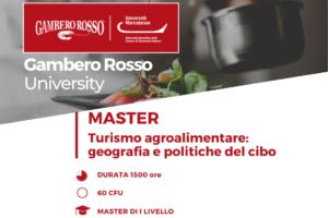 1080×1080 – MASTER Turismo agroalimentare_ geografia e politiche del cibo