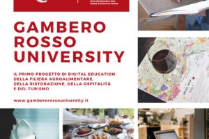 GAMBERO ROSSO UNIVERSITY 1